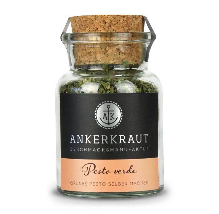 Ankerkraut Pesto Verde, 30g Glas