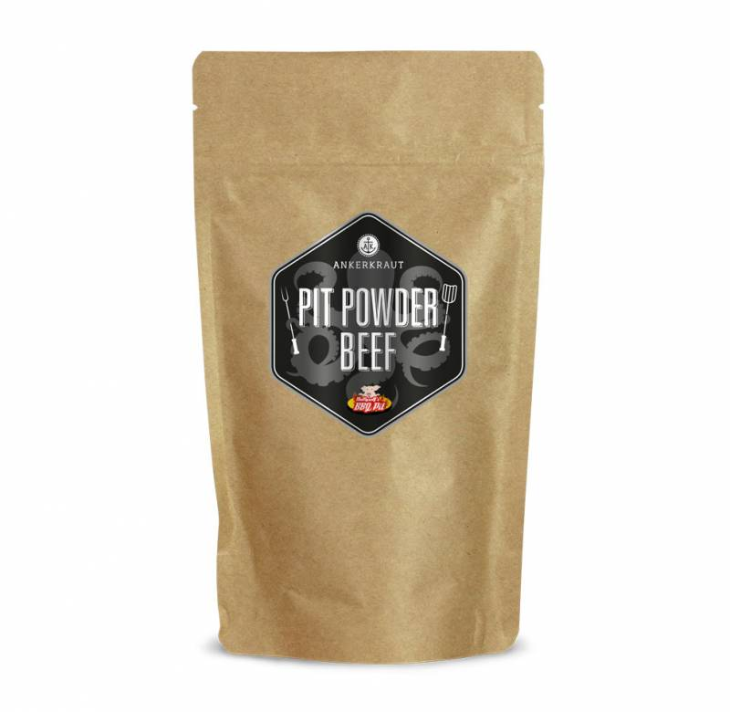 Ankerkraut Pit Powder Beef, 250g Tüte