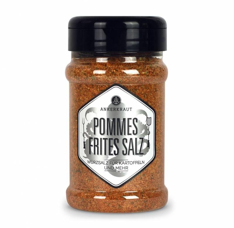 Ankerkraut Pommes Frites Salz, 270g Streuer