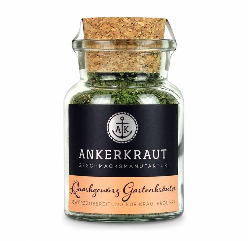 Ankerkraut Quarkgewürz Gartenkräuter, 55g Glas