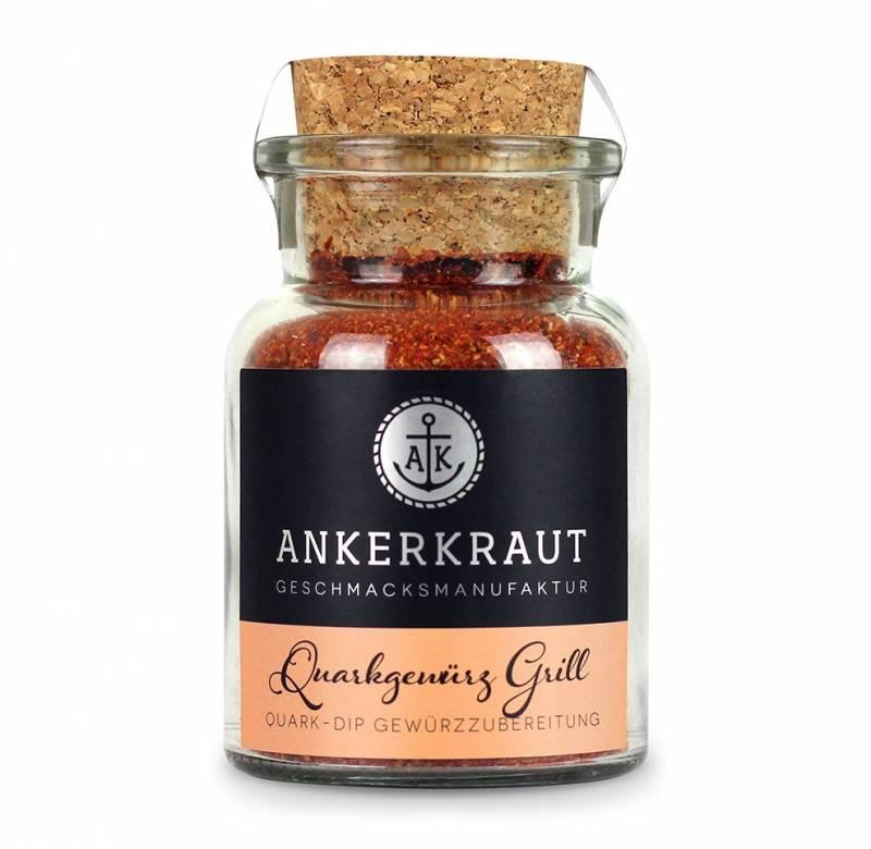 Ankerkraut Quarkgewürz Grill, 95g Glas