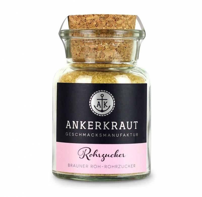 Ankerkraut Roh-Rohrzucker, 110g Glas