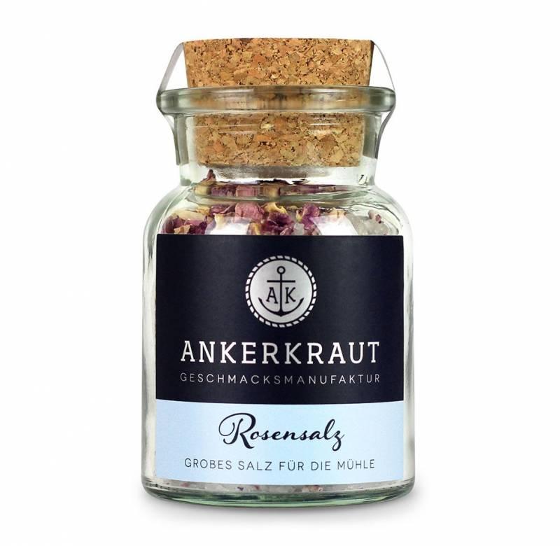 Ankerkraut Rosensalz, 130g Glas