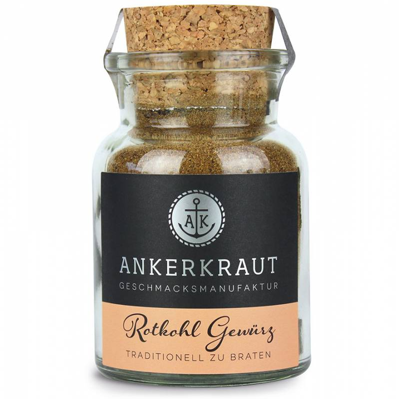 Ankerkraut Rotkohl Gewürz, 95 g Glas