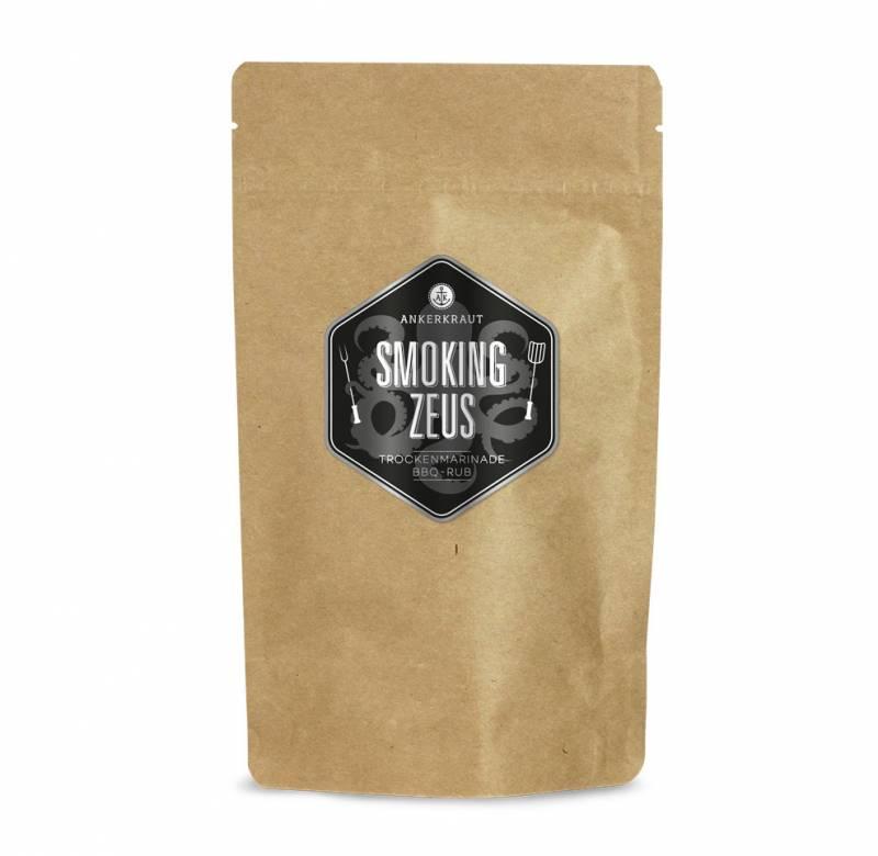 Ankerkraut Smoking Zeus, 250g Tüte