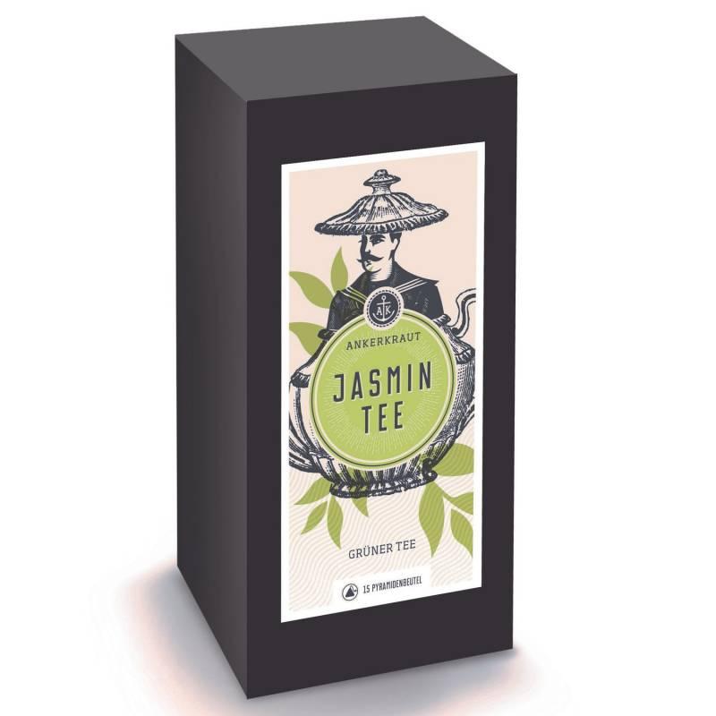 Ankerkraut Teepyramiden - Jasmintee, 15 Stk.