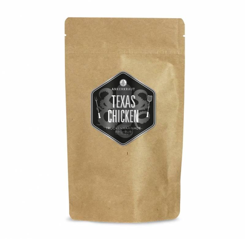 Ankerkraut Texas Chicken, 250g Tüte