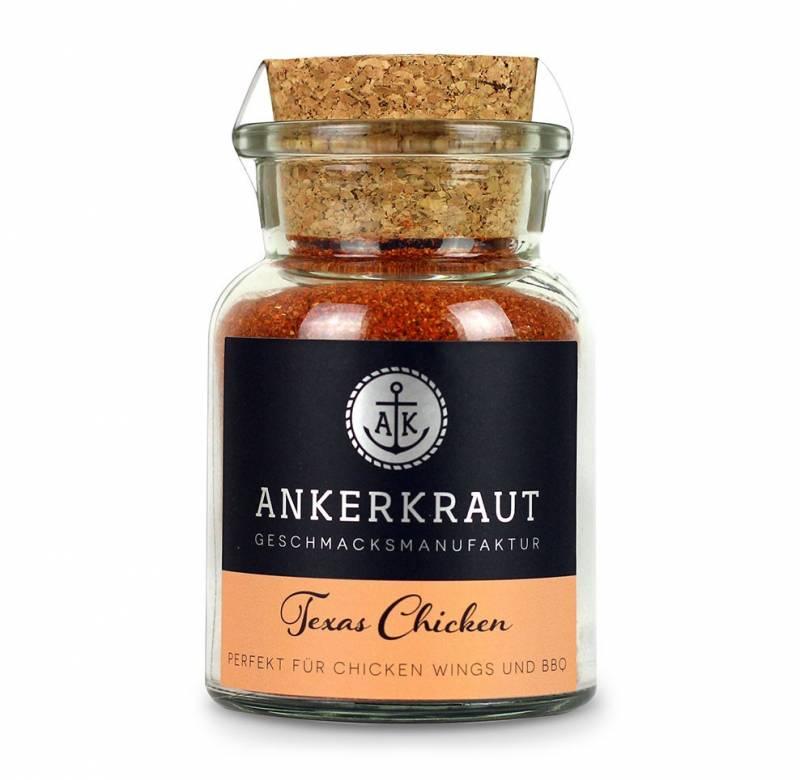 Ankerkraut Texas Chicken, 95g Glas