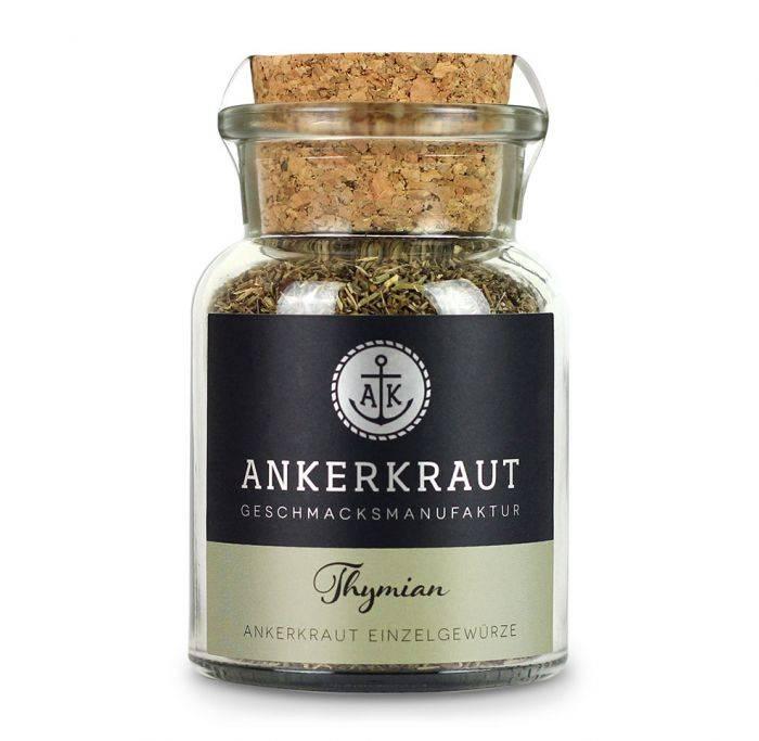 Ankerkraut Thymian, gerebelt, 30g Glas
