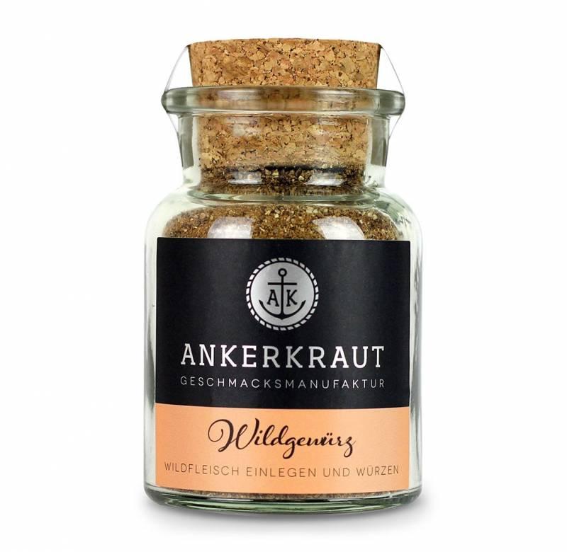Ankerkraut Wild Gewürz, 85 g Glas