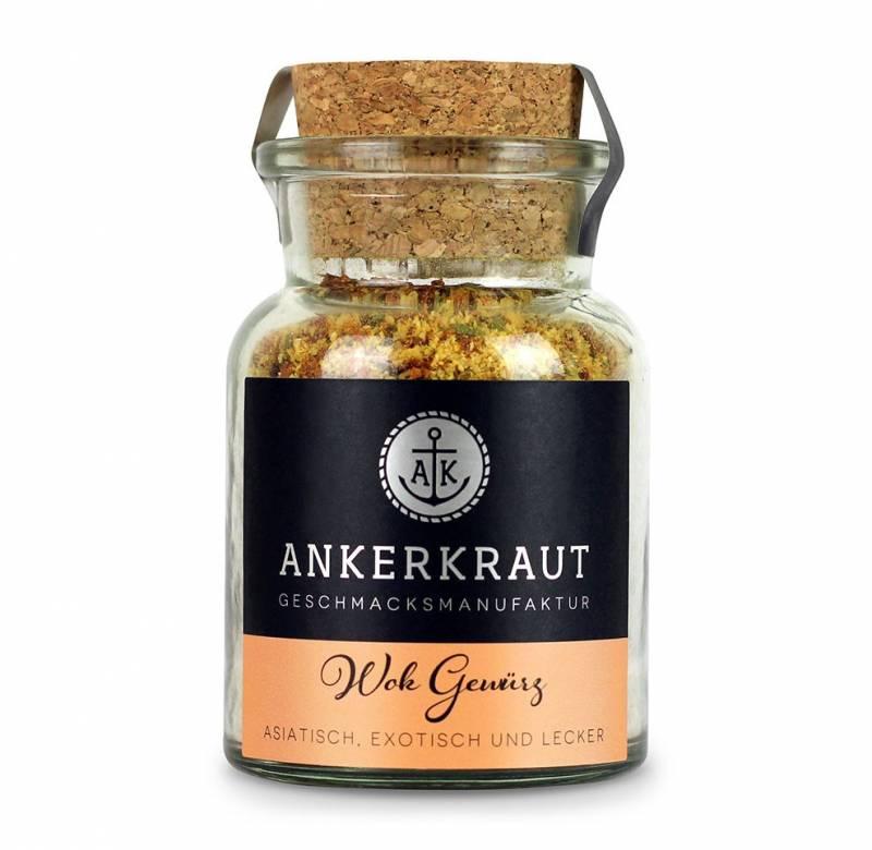 Ankerkraut Wok Gewürz, 95g Glas