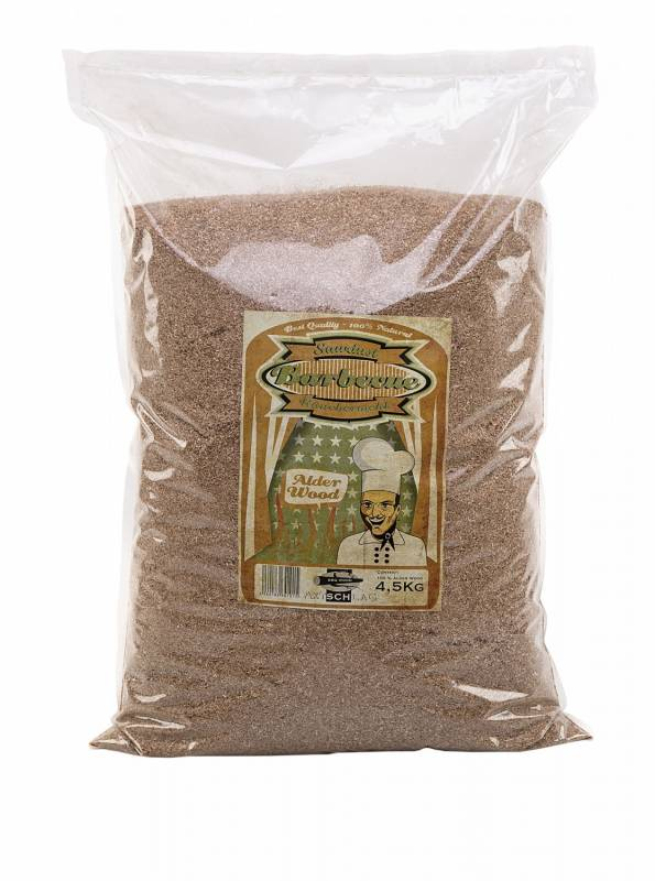 Axtschlag Räuchermehl (Saw Dust) 4,5 kg Alder - Erle