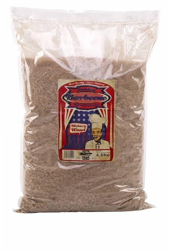 Axtschlag Räuchermehl (Saw Dust) 4,5 kg Hickory