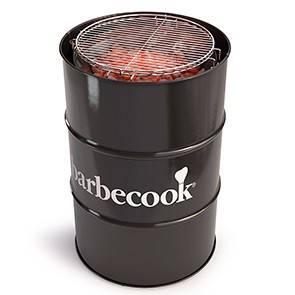Barbecook Grilltonne Edson Black