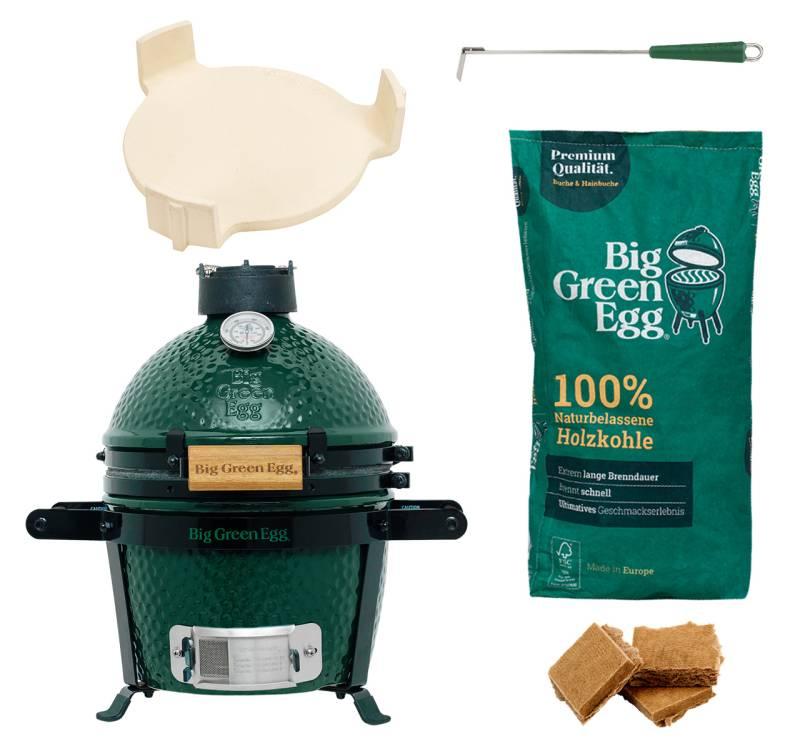 Big Green Egg Mini Keramikgrill Starter - Paket