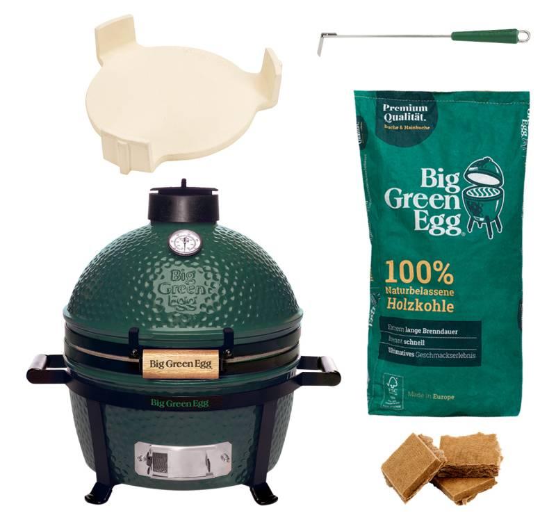 Big Green Egg MiniMax Keramikgrill Starter - Paket