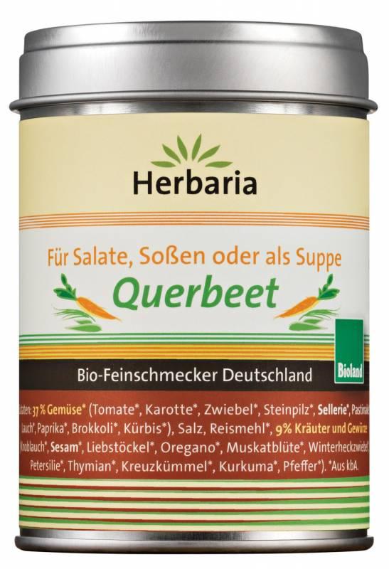 Herbaria BIO Querbeet Gemüsebrühe 90g