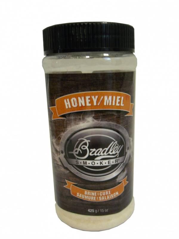 Bradley Honey / Honig Pökel 425g - Abverkauf