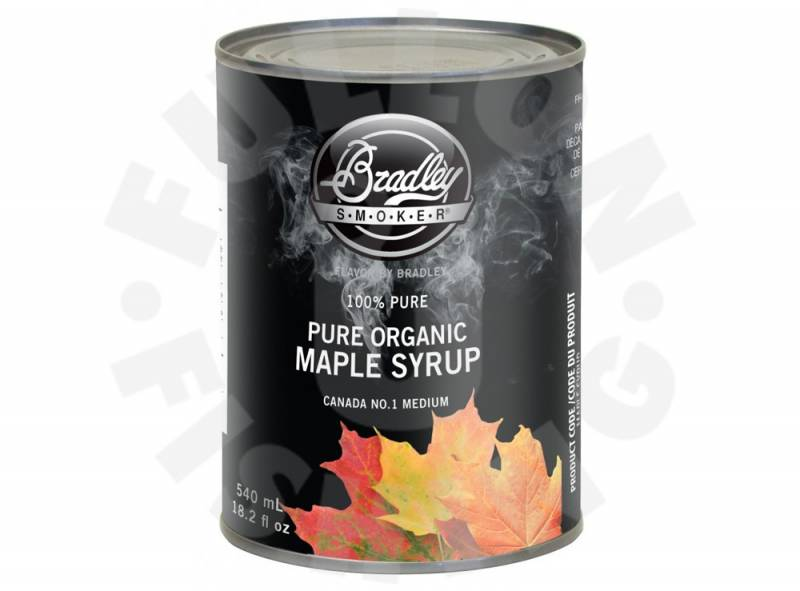 Bradley Maple / Ahorn Sirup 540 ML