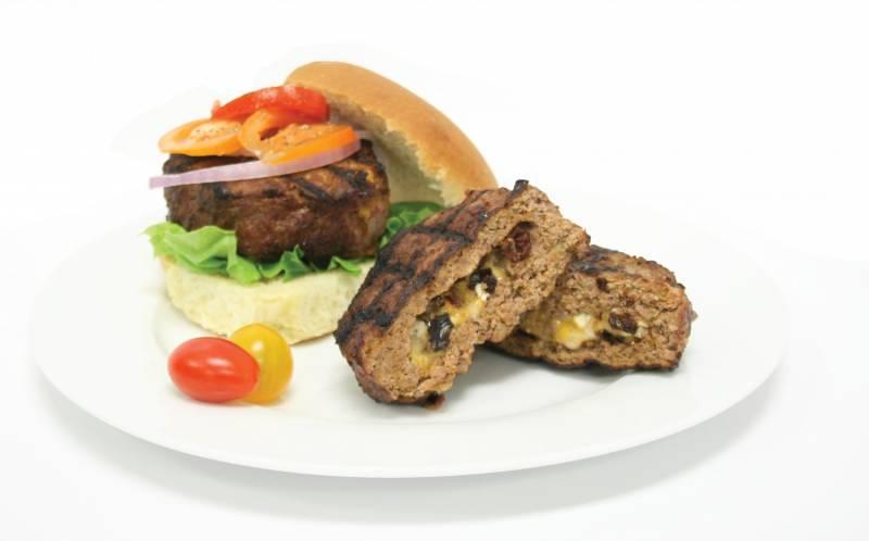 Broil King / Grillpro Burger Presse für gefüllte Burger