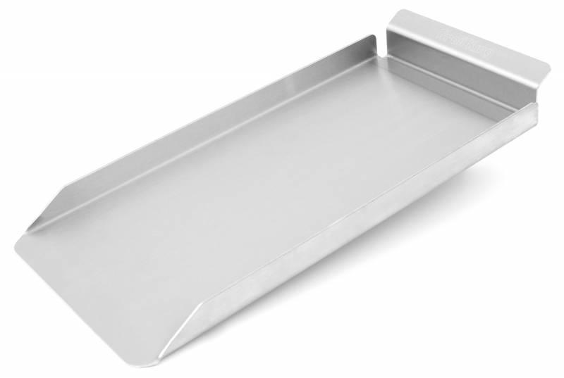 Broil King Narrow Backplatte / Plancha Edelstahl 38,1 x 17,4 cm
