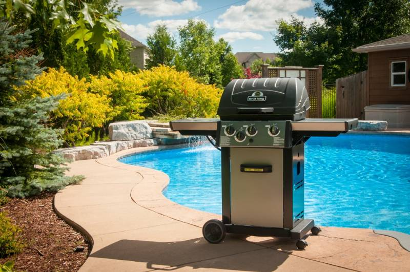 Broil King Royal 320 Gasgrill