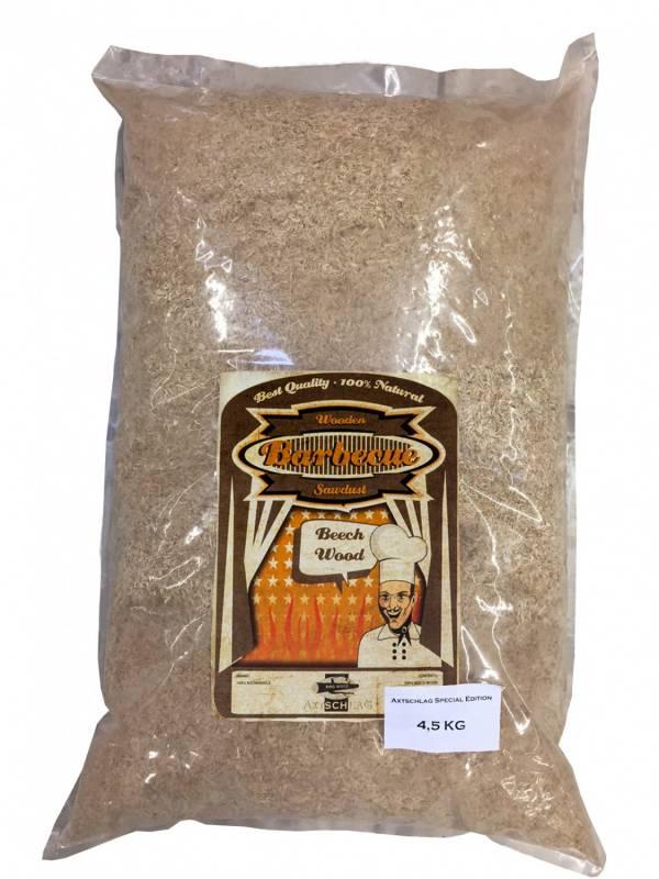 Axtschlag Räuchermehl (Saw Dust) 4,5 kg Beech - Buche