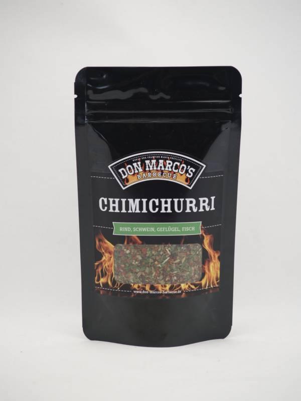 Don Marco`s BBQ Gewürz Chimichurri 100g Beutel
