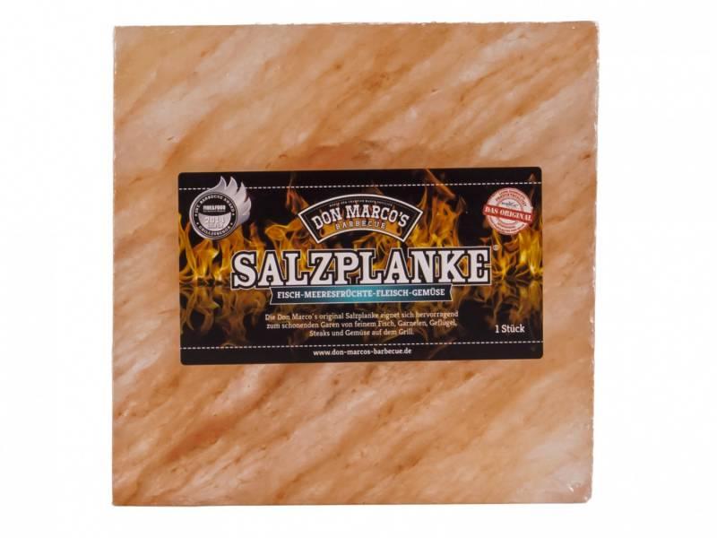 Don Marco`s Original Salzplanke L