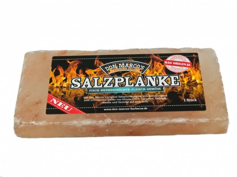 Don Marco`s Original Salzplanke S