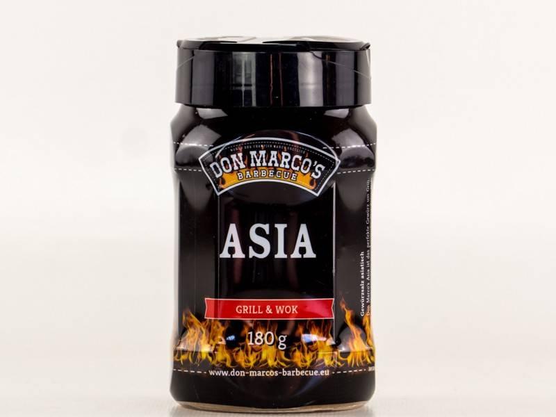 Don Marcos Asia BBQ Gewürz 180g Dose
