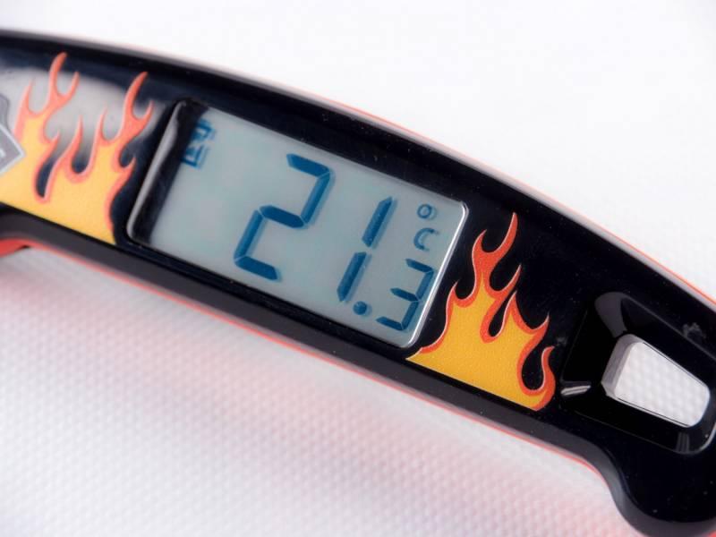 Don Marco's BBQ Check Einstich Grillthermometer