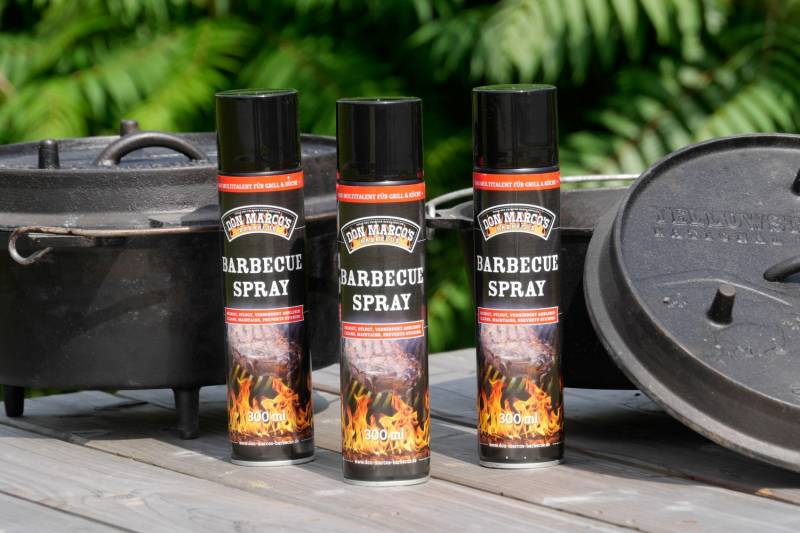 Don Marco´s Barbecue Spray 300ml - 12er Pack
