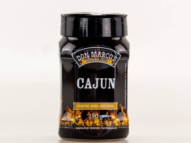 Don Marcos Cajun BBQ Gewürz 150g Dose