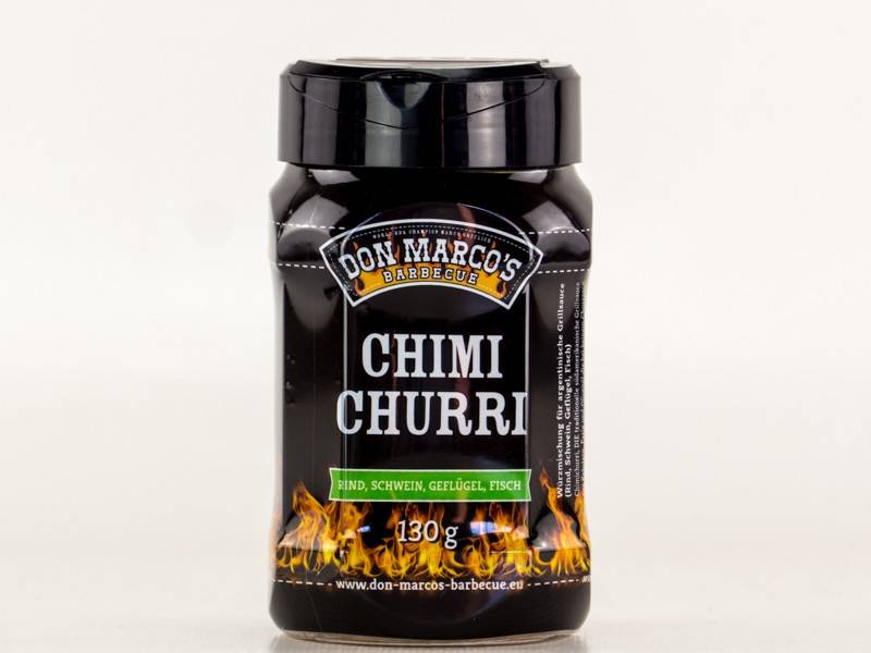 Don Marcos Chimichurri BBQ Gewürz 130g Dose