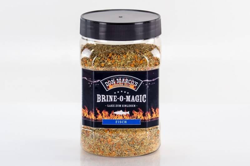 Don Marcos Fisch Brine-O-Magic 600g Dose