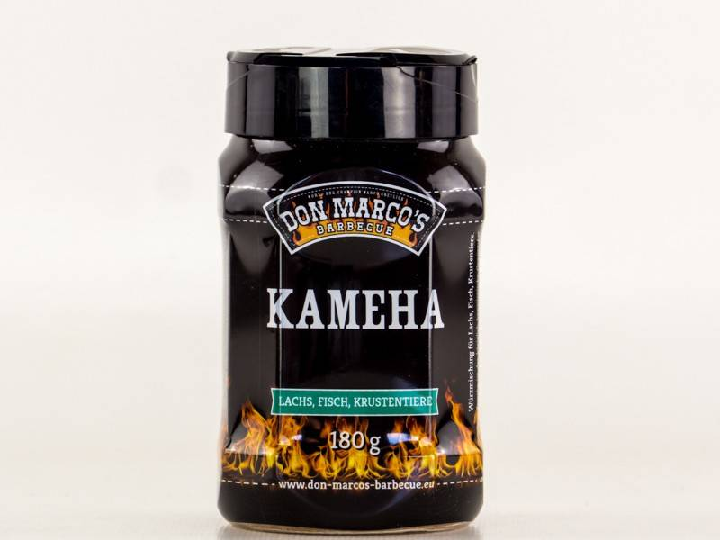 Don Marcos Kameha BBQ Gewürz 180g Dose
