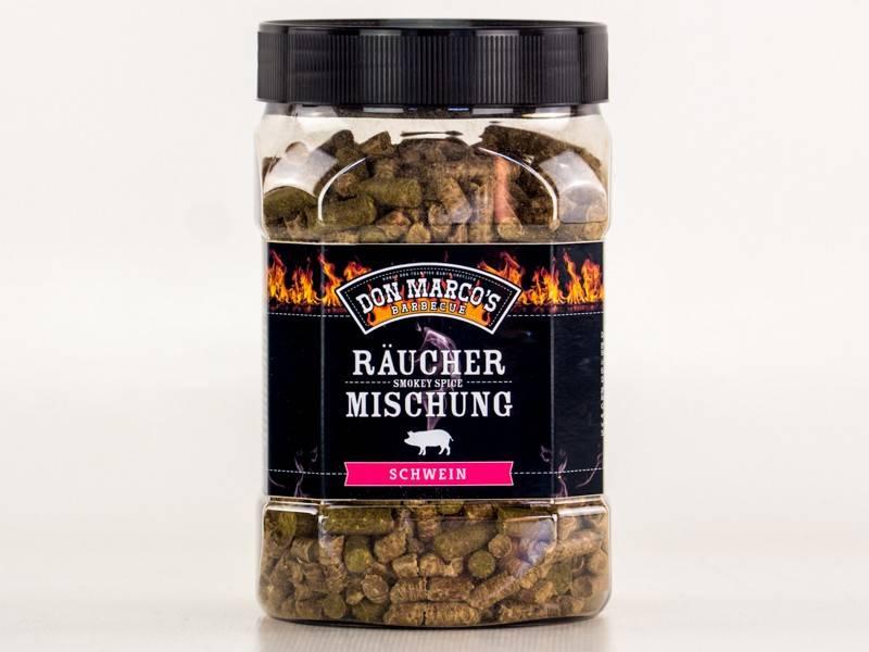 Don Marcos Schwein Smokey Spice 450g Dose