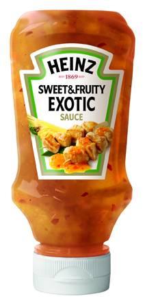 Exotic Sauce 220 ml Plastikflasche