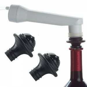 Lava Vakuum-Flaschenverschluss 2er Set