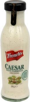 Frenchs Ceasar with Parmesan Dressing 250ml