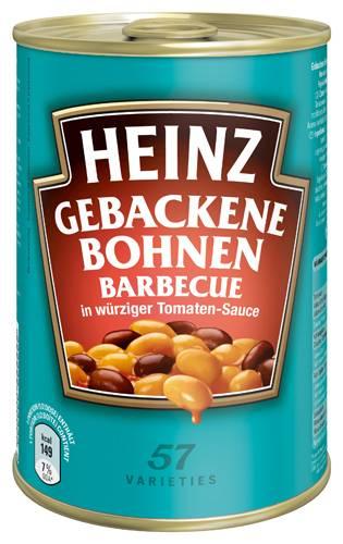 Gebackene Bohnen BBQ 400g Dose