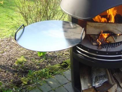 Girse Steakpfanne für Typ 2 Grillkamin