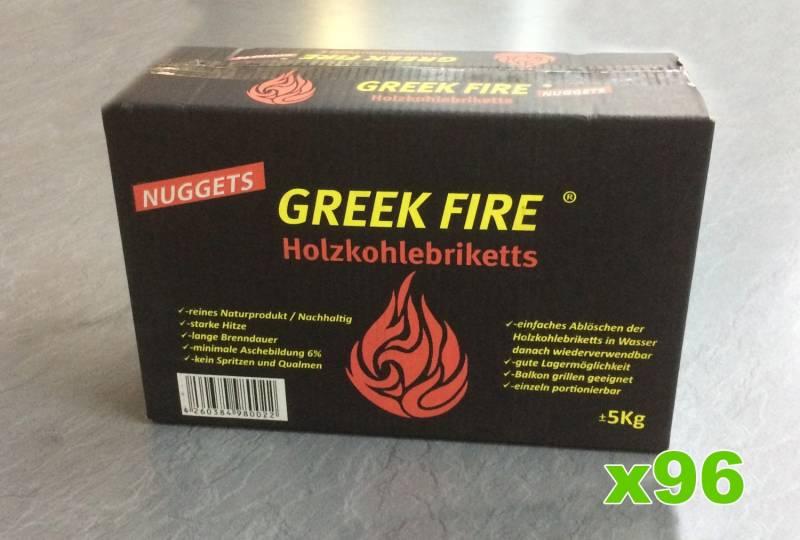Greek Fire Nuggets - 1 Palette = 480kg
