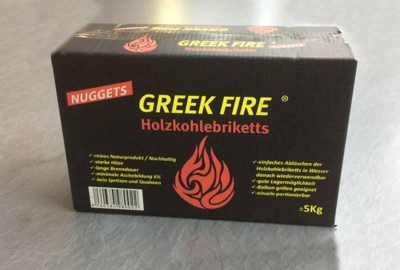 Greek Fire Nuggets 5kg