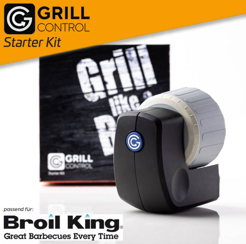 Grillfürst Grill Control - Smart Grill Starter Kit für Broil King