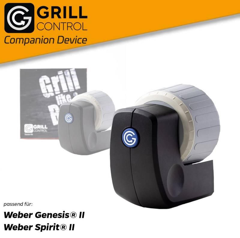 Grillfürst Grill Control - Smart Grill Companion Device für Weber