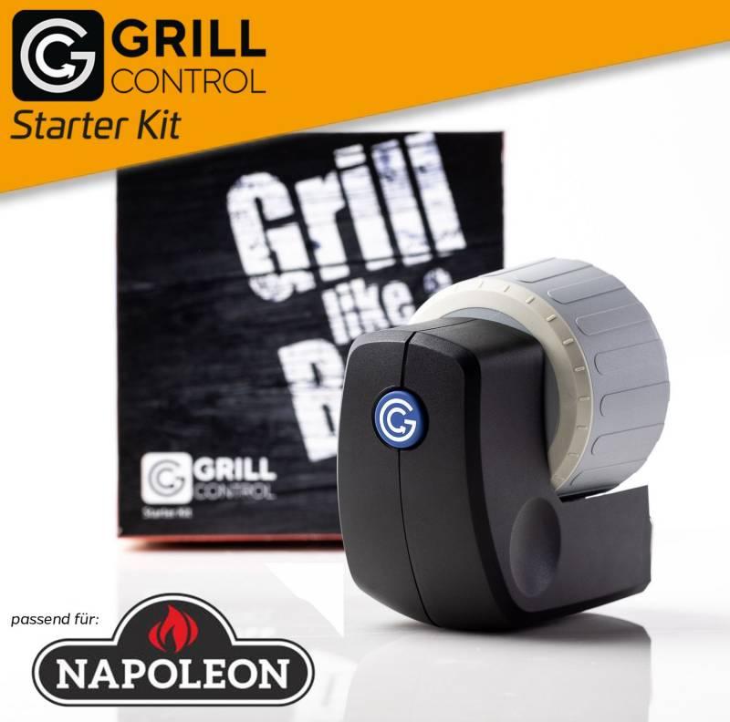 Grillfürst Grill Control - Smart Grill Starter Kit für Napoleon