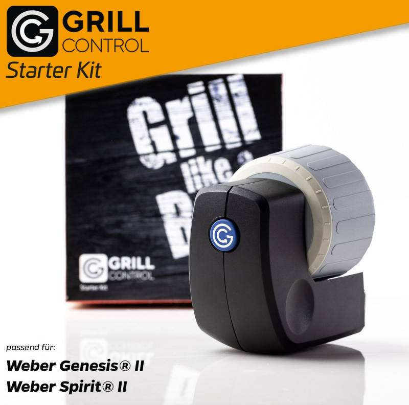 Grillfürst Grill Control - Smart Grill Starter Kit für Weber