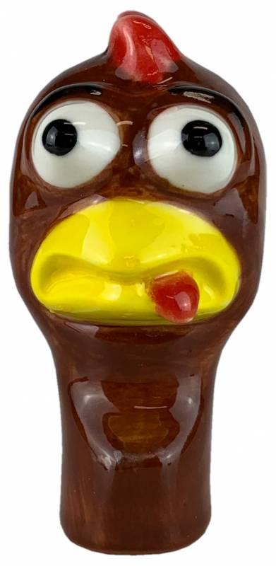 Grillfürst Chicken Head Stielauge